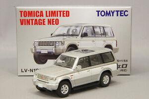 TOMICA LV-N189A PAJERO SIL/WHT  TOMYTEC    4543736302124