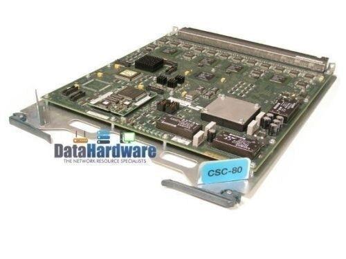 FREE SHIPPING * Cisco GSR16//80-CSC Card GSR 12000 WARRANTY