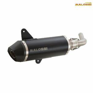 Travailleur Malossi M3216703 Silencieux Racing Rx 200 Vespa Granturismo M3120 2003-2006 Design Moderne