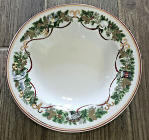 Royal-Gallery-All-The-Days-Of-Christmas-Cup-Saucer-Soup-Bowl-Salad-Plate-Choice
