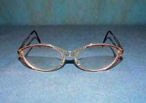 4a20e053258 Image is loading Eyeglasses-women-vintage-yves-saint-laurent