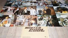 jackie chan MISTER COOL  ! jeu de photos cinema  lobby card