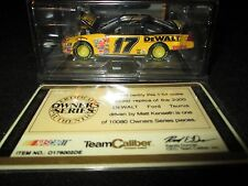Team Caliber 1/64 Matt Kenseth #17 Dewalt 2000 Ford Taurus
