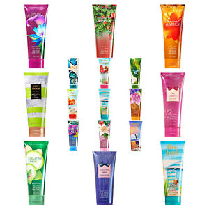 New-Bath-amp-Body-Works-24hr-Ultra-Shea-Body-Cream-Moisturizer-8oz-Choose-Scent