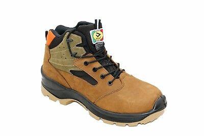 Bicap P60502 Metallfreie Leichte Sicherheitsschuhe Arbeitsstiefel S3 Ci Wr Src And To Have A Long Life. Metallbearbeitung & Schlosserei Schuhe & Stiefel