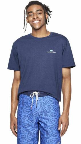 Men/'s Short Sleeve Crewneck T-Shirt Navy vineyard vines® for Target