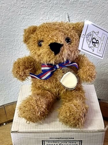 Beverly Hills Teddy Bear Company Coin Bear No Coin Just Coin Holder