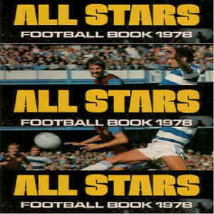 ALL STARS Football Book player pictures 1978  Various - <span itemprop=availableAtOrFrom>darlington, United Kingdom</span> - No quibble money back guarantee. Please mail me prior to returning item. Most purchases from business sellers are protected by the Consumer Contract Regulations 2013 which give you the - darlington, United Kingdom