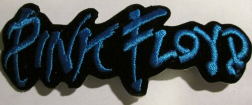 PINK FLOYD COLLECTABLE RARE VINTAGE PATCH EMBROIDED SUPER LARGE 90'S METAL