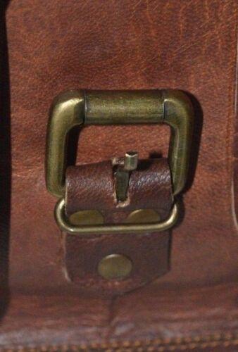 New Genuine Leather Messenger Laptop Satchel Briefcase Shoulder bag For Men/'s