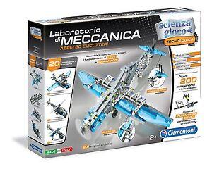 Laboratorio-di-meccanica-aerei-ed-elicotteri-Clementoni-13953-scienza-e-gioco