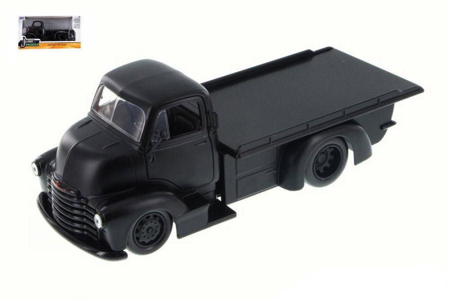 Chevy Coe Coe Coe 1952 Black 1:24 Model JADA TOYS 55e9c6