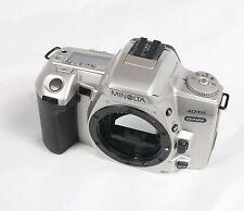 Minolta Dynax 404Si 35mm SLR Autofocus Auto Focus Film Camera Minolta AF 09948