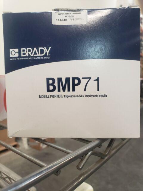 Brady M71-r4300 Bmp71 Series R4300 Printer Ribbon 2 in W X 150 FT L for sale online