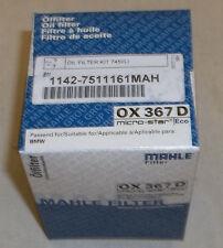 Mahle Original OX367D - Engine Oil Filter