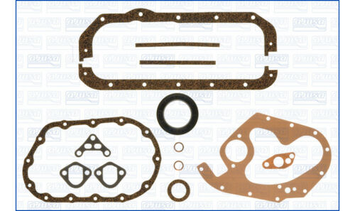Genuine Ajusa OEM Remplacement crankcase gasket Seal Set 54002300