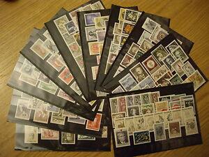 10-komplette-Jahrgaenge-Osterreich-1960-69-postfrisch-siehe-11-Bilder-gt