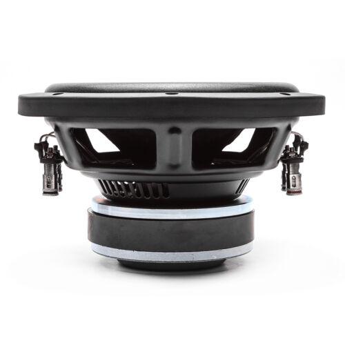 "NEW SKAR AUDIO IX-8 D4 8/"" 300 WATT MAX POWER DUAL 4 OHM CAR SUBWOOFER"