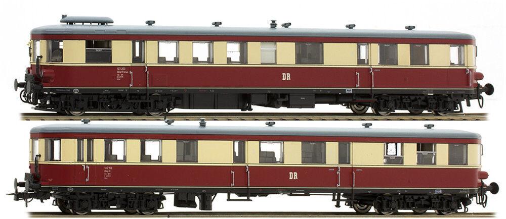 Hobbytrain 303701 - 2teiliger diesel triebwagen vt 137 el dr, estrategia alternative