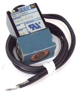 mac pmd 111daaa solenoid valve coil 110 120v 50 60hz 6. Black Bedroom Furniture Sets. Home Design Ideas