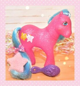 ❤️My Little Pony MLP G1 Vtg Star Dancer Sparkle Ponies MAIL ORDER Tinsel 1987❤️