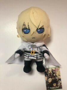 Seraph of the End 8/'/' Yuichiro Plush Doll Anime Manga NEW