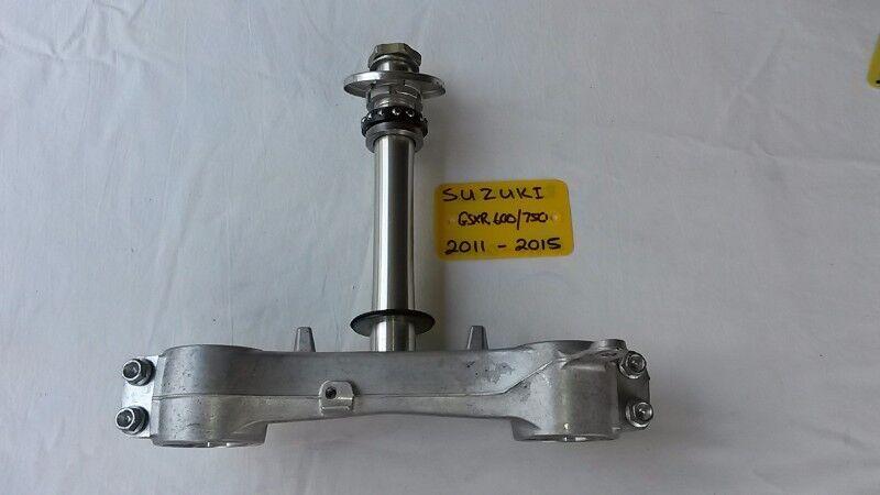SUZUKI GSXR600/750 TRIPPLE CLAMP 11-15