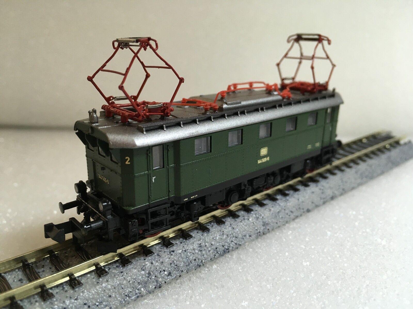 Liliput L162533 -n {65533;65533;kelle Classe E44 505 -5 {65533;gry;lectrique Bobo Locomotive grön
