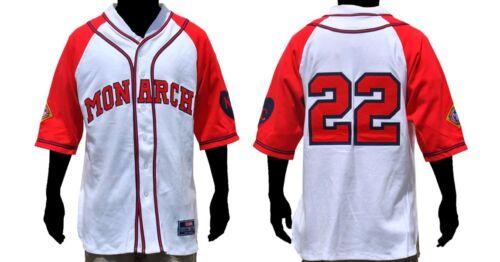 Kansas City Monarchs Negro League baseball Jersey Monarchs NLBM jersey  #22