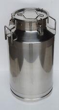 15 Gal 60l Milk Pail Farm Water Milk Wine Bucket Storage 304 Stainless Steel