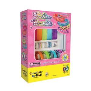 paraCreativity-For-Kids-moda-pulseras-manualidades-regalo-sin-estrenar