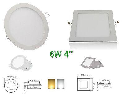 6W/9W/12W/15W/18W Bright CREE LED Recessed Ceiling Panel Down Light Bulb Lamp UK