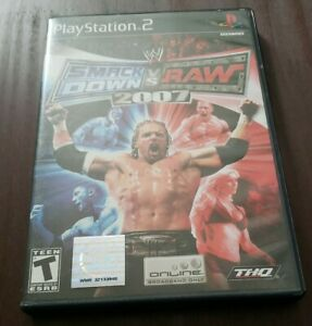 WWE-SmackDown-vs-Raw-2007-Playstation-2