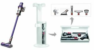 Dyson Official Outlet - V10B Cordless Vacuum Kit + NEW Floor Dok + 5 NEW Tools,