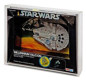 GW Acrylic MIB Boxed Star Wars ESB Die Cast Vehicle Display Case