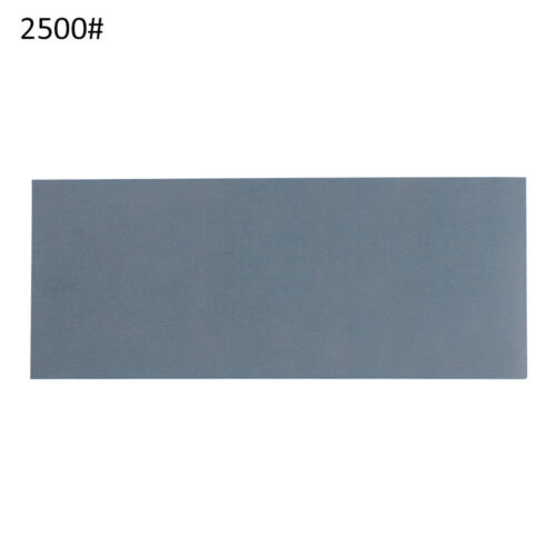 1//3//5x Wet and Dry Sandpaper 1500//2000 //2500 //3000 grit Quality Waterproof Paper