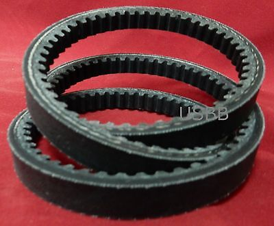 Cogged  1//2 X 58 SAME DAY SHIPPING FACTORY NEW! AX56 V-Belt