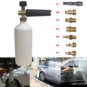 pressure washer jet wash for karcher lavor k series compatible snow foam lance ebay. Black Bedroom Furniture Sets. Home Design Ideas