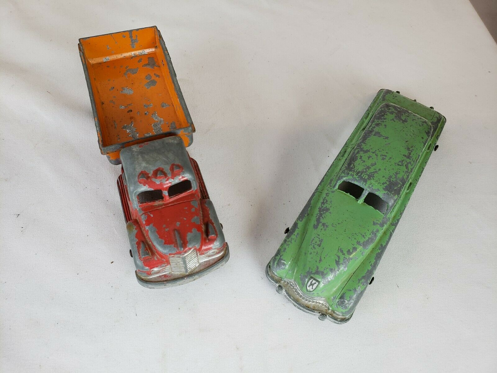 TootsieToy Vintage Manufacture Diecast Cars - Lot of 2