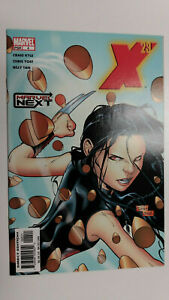X-23-4-1st-Printing-2005-Marvel-Comics