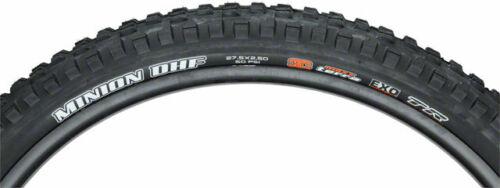 """Maxxis MINION DHF 27.5 x2.50/"""" Front Tire 60tpi 3C Maxx Terra EXO Tubeless"""