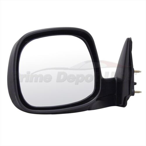 A BRAND NEW #1 HIGH QUALITY MANUAL MIRROR~LEFT HAND SIDE DRIVER DOOR~Tundra