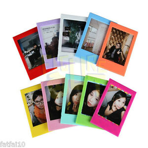 Instax Film Polaroid Photo Frame Stand 10 Color For