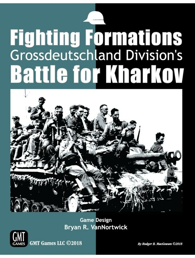 Fighting Formations GD Division's The Battle for Kharkov, NEW