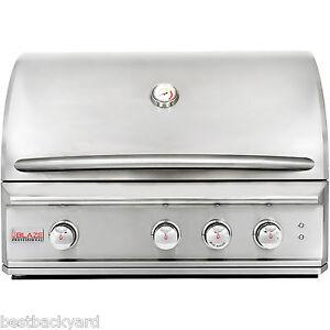 Blaze Grills Stainless Steel 3burner Professional Gas