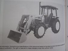 John Deere 175 Farm Tractor End Loader Operators Manual