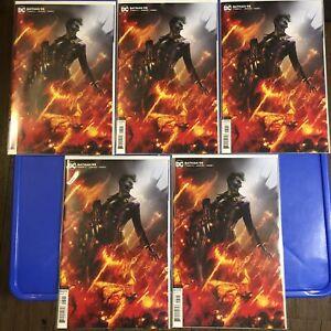 5 Copies! Batman #95 NM Mattina Variant Cover DC 2020 Punchline 1st Joker War