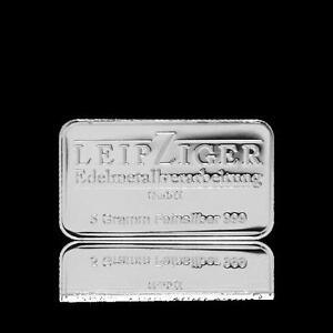 Lingot Argent 999/1000 5 Grammes Lev Leipziger - 5 Grammes Silver 1i9jbzcp-08003747-678932174