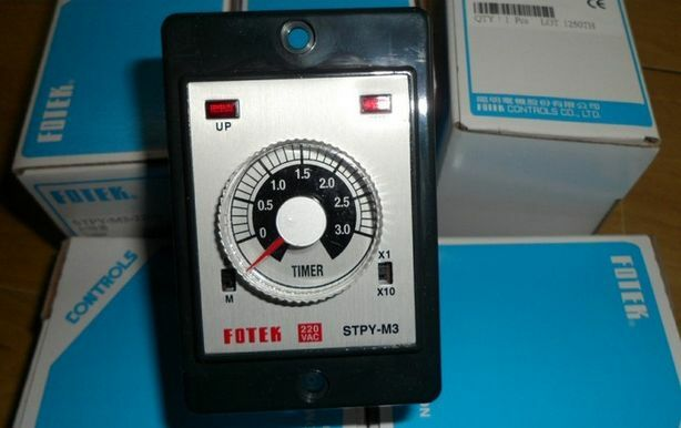 STPY-M3-AC220V STPY M3 AC220V New FOTEK Timer free shipping