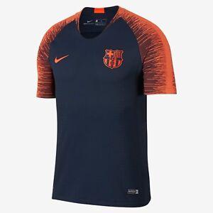 76b78ceb774c Nike FC Barcelona Vaporknit Strike Tee Men Football Soccer T-Shirt ...